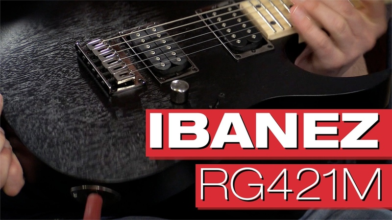 Ibanez RG421M-WK E-Gitarren-Review von session