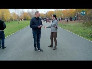 С новым мэром! Интервью с Р. Кухаруком