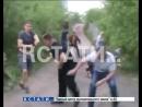 Садовая битва борьбу за демократию нижегородские садоводы ведут шокерами и кулаками