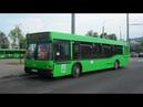 Поездка на автобусе МАЗ 103 гос № АЕ 3709 7 20 06 2018