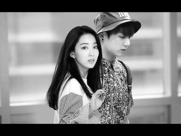 Jungkook(BTS) Hana(GUGUDAN) - We don't talk anymore