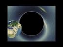 Наука Vsauce Путешествие сквозь черную дыру