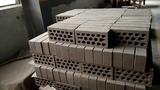 Производство керамического облицовочного кирпича на заводе КЕРМА