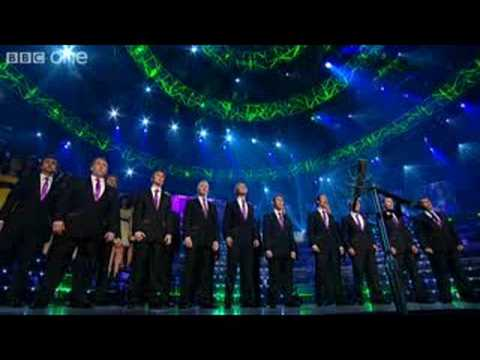 Only Men Aloud! All By Myself - Last Choir Standing Final - BBC One