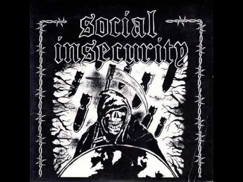 Social Insecurity - Social Insecurity (EP 2001)