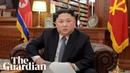 Kim Jong un's new year message