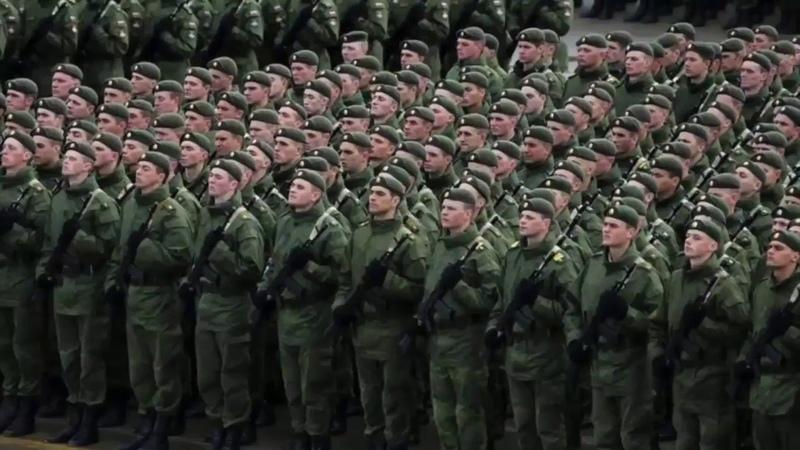Две самые пидорские породы людей в России, это менты и военные.