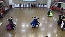 Квикстеп (2) (Взрослые Молодежь D класс) 16.12.2018 Рейтинг-турнир Санкт-Петербурга (8 тур)