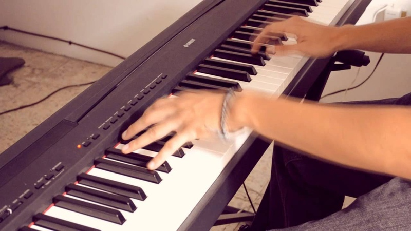 Blink 182 - What's My Age Again? - Piano