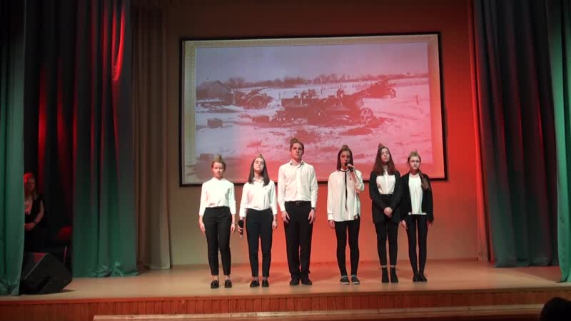 Концерт, посвященный Битве под Москвой