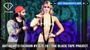 Art Hearts Fashion NY S/S 19 - The Black Tape Project FashionTV FTV