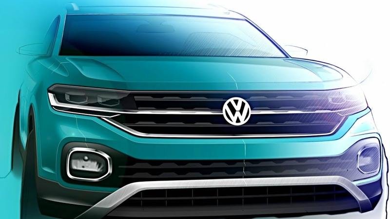 2019 Volkswagen T-CROSS - (interior, exterior, and drive) ALL-NEW Volkswagen T-CROSS 2019