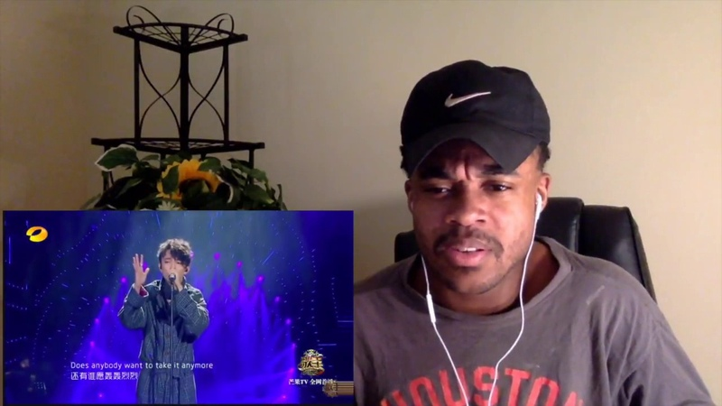 THE SINGER 2017 Dimash 《The Show Must Go On》Ep 3 Single 2017-02-04 REACTION