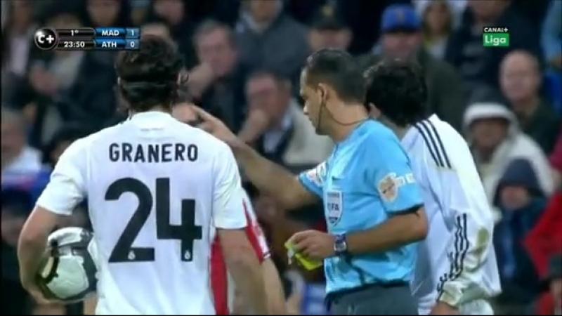 Real Madrid vs. Athletic de Bilbao 2009-2010 1 parte