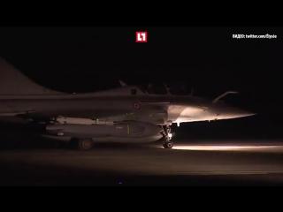 Французские вооруженные силы против Сирии