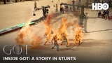 Inside Game of Thrones A Story in Stunts BTS (HBO)