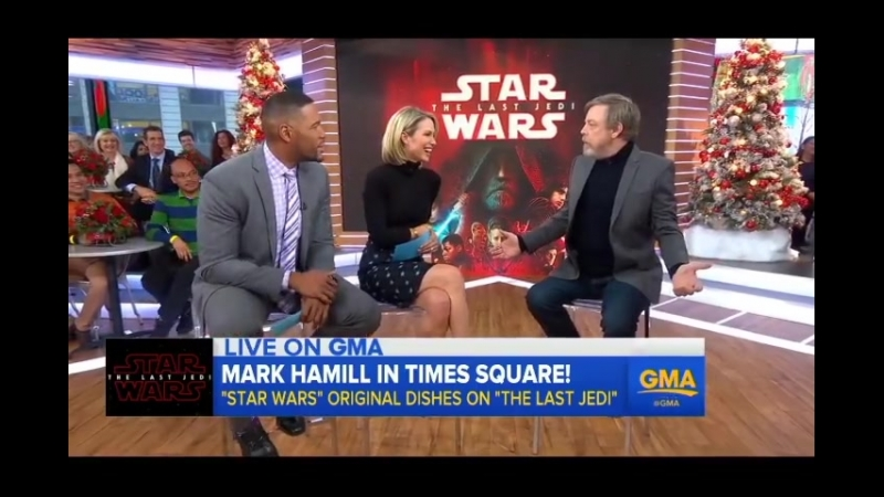 Mark Hamill interview reveals how he would have rewritten 'Star Wars'