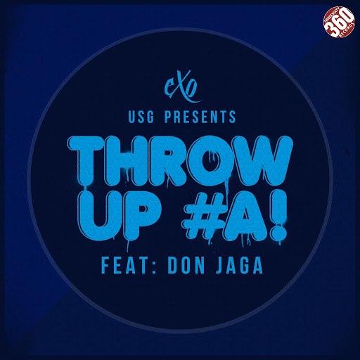 EXO альбом Throw Up #A! (feat. Don Jaga)