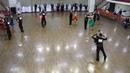 Самба 1 Взрослые Молодежь D класс 16 12 2018 Рейтинг турнир Санкт Петербурга 8 тур