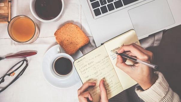 Ведение дневника или как управлять временем