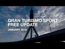 'Gran Turismo SPORT' January Update или бурятская ложка риса от Kaza
