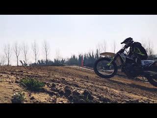 Artem guryev & motorrika sidi crossfire 3