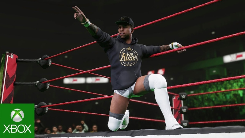 WWE 2K19 Rising Stars Pack Trailer