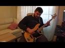 Ария - Улица Роз (Bass solo cover)