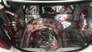 Отчет посвящен процессу шумовиброизоляции в бюджетном варианте всего кузова Хендай Солярис изнутри