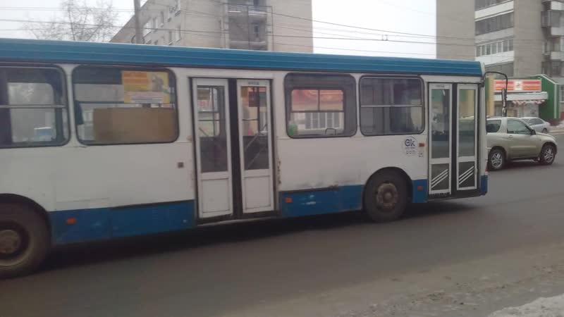 Омский транспорт пп-7 №860