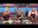 Кулинарное шоу «Разговор со вкусом» с Анной Семенович ( Ru TV , выпуск 20, Катя Кокорина и Доминик Джокер)