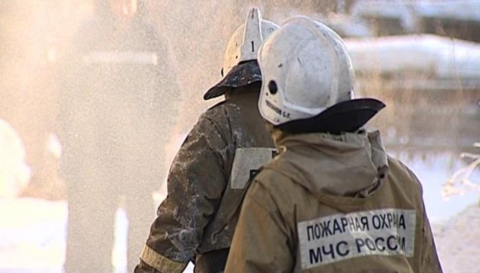 Пожар уничтожил веранду и пристройку жилого дома в Курджиново