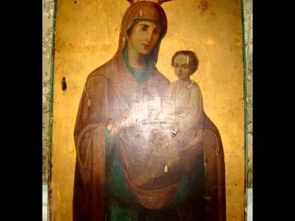 Акафист Пресвятой Богородице в честь иконы Ея «Скоропослушница»