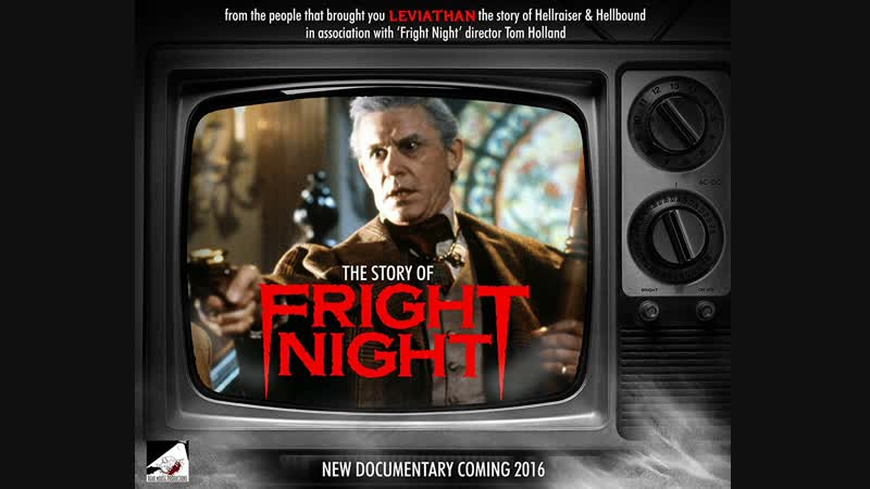 You're So Cool Brewster The Story of Fright Night 2016 dir Chris Griffiths