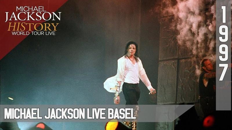 Michael Jackson Live HIStory World Tour Basel 1997 50fps