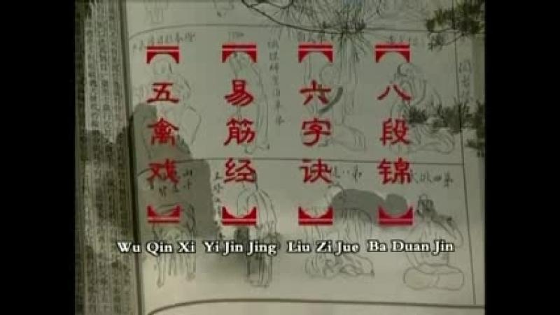ЦИГУН 2. Оздоровительный Цигун в Китае: традиции и инновации