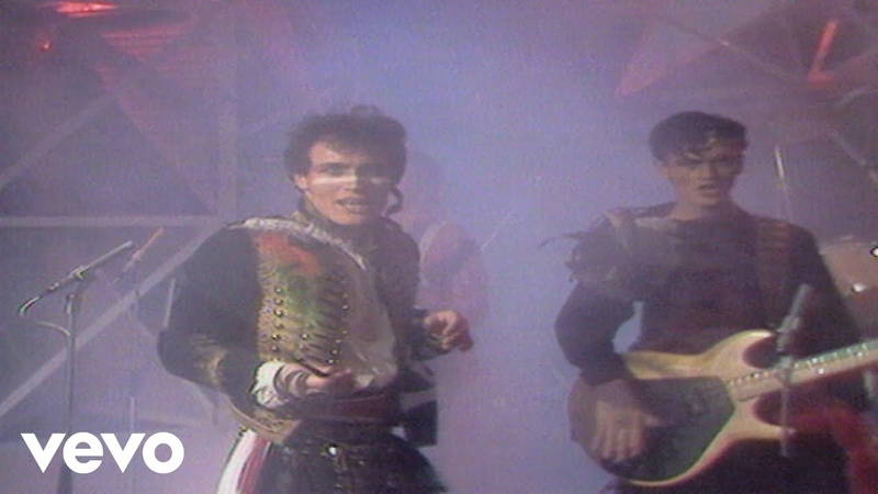 Adam The Ants - Dog Eat Dog (Live in Manchester)