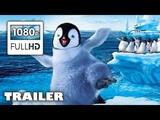 HAPPY FEET (2006) Movie Trailer - Full HD - 1080p