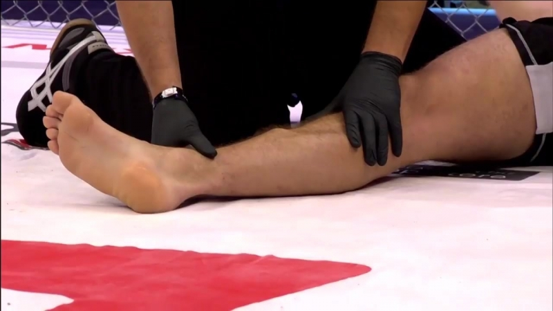 Хроники М-1: Тяжелейшая травма Анте Делия на турнире M-1 Challenge 61