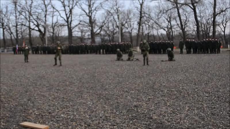 1 Гвардейская ракетная Оршанская орденов Суворова и Кутузова бригада