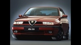 Alfa Romeo 155, incompresa o incomprensibile ENG SUB What you don