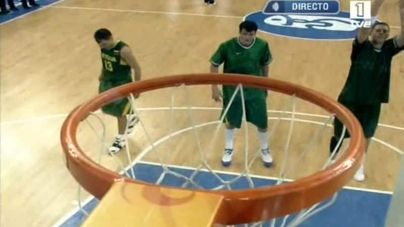 2008 Beijing - Semifinal - España - Lituania