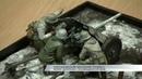 Кирсановский школьник создал мини диораму посвященную Великой Отечественной войне