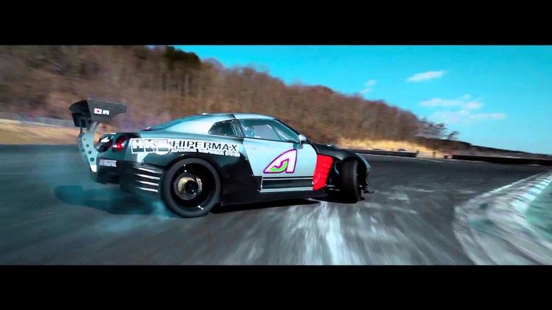 Daigo Saito's 1000HP HKS R35 GTR Formula D Shakedown