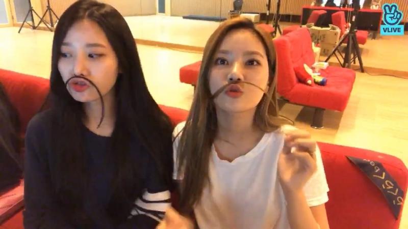 [V LIVE] 베리굿(Berrygood) - 다시왔조현!