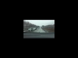Дтп 20.04.2018.  трасса Калтасы- Краснохолмский