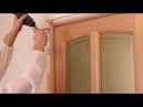 Как установить межкомнатные двери Просто