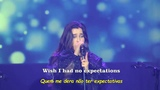 Lauren Jauregui - Expectations (LyricsTradu