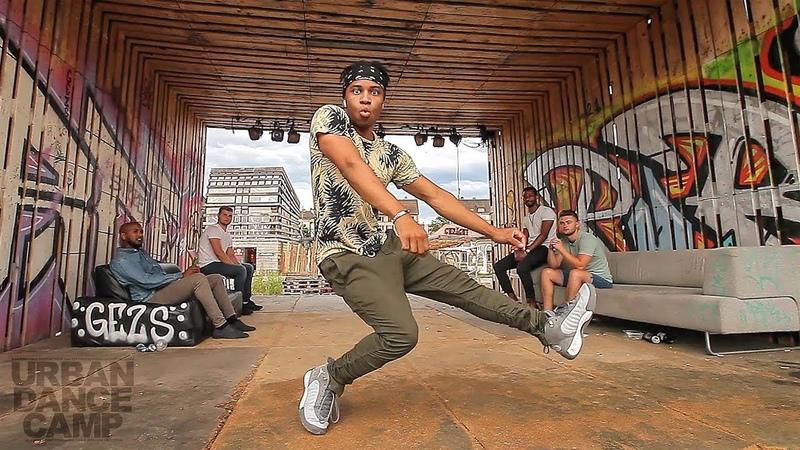 Pause - Troyboi / Fik-Shun (Dushaunt Stegall) Freestyle / 310XT Films / URBAN DANCE CAMP