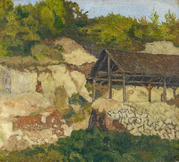 Юлиус Бретц (нем. Julius Bretz, 26 января 1870 1953 ) немецкий художник-пейзажист и график, один из четырёх основателей дюссельдорфского художественного союза Зондербунд. Изучал живопись в
